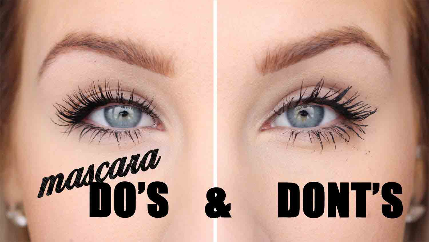 Clumpy eyes party makeup mistakes to avoid in Pakistan