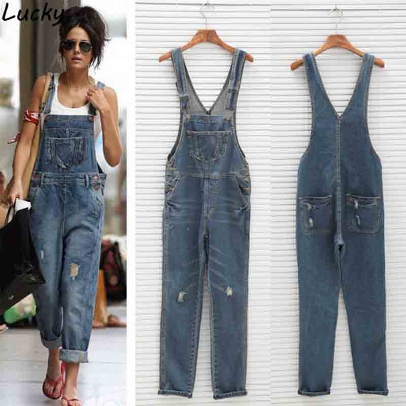 Best denim overalls and jeans jumpsuits for girls in Pakistan 2017