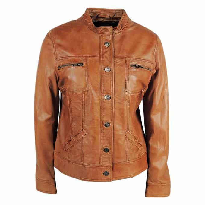 Ladies leather winter jackets 2017 with price in Pakistan