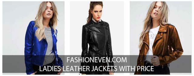Ladies Leather Jackets 2018 With Price In Pakistan