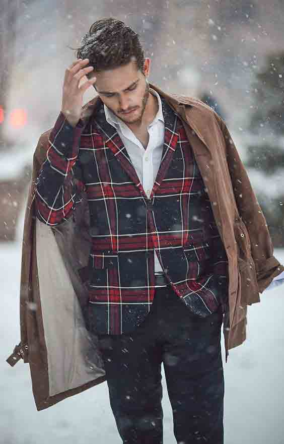 Latest christmas party dresses for men in fashioneven