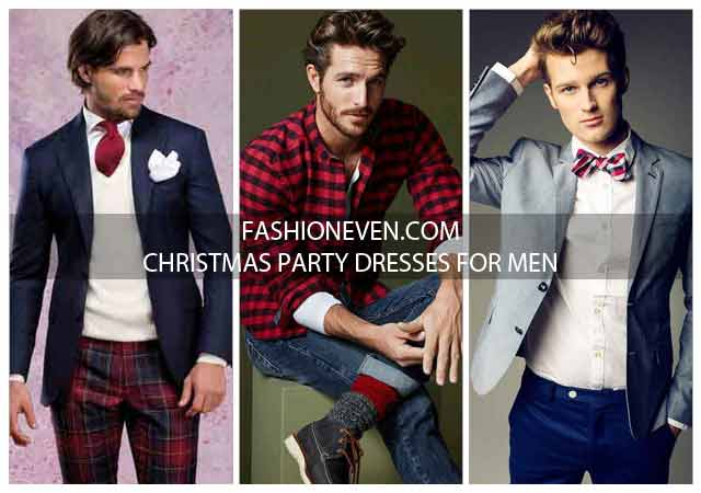 Latest Christmas Party Dresses For Men In 2018