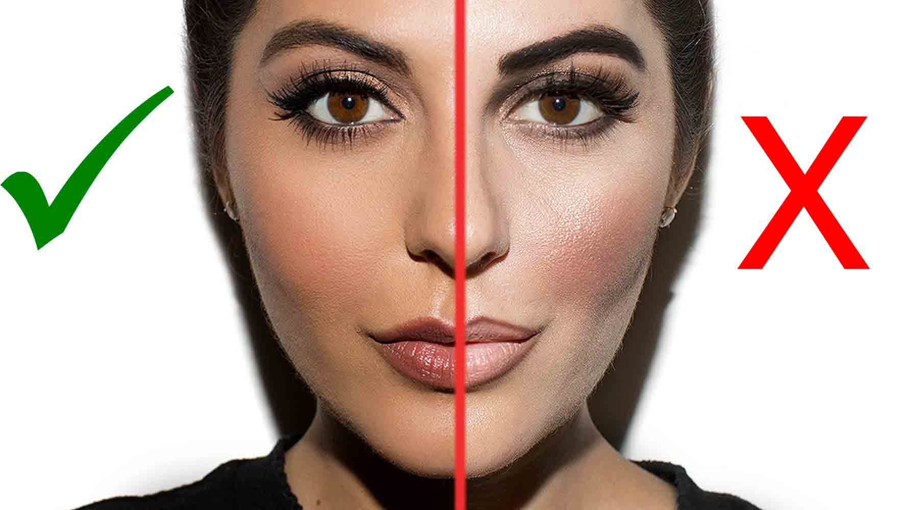 Unmatched foundation party makeup mistakes to avoid in Pakistan