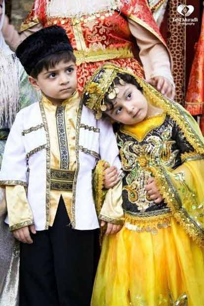 Yellow and white pathani dresses for baby girls and baby boys 2018