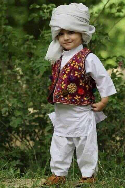 White shalwar kameez with jacket pathani dresses for baby girls and baby boys 2018