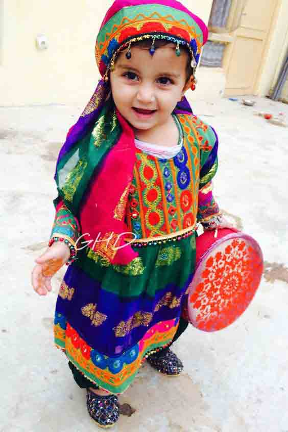 Blue and green pathani dresses for baby girls and baby boys 2018