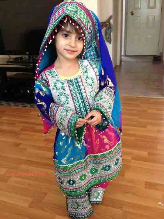 Blue and pink pathani dresses for baby girls and baby boys 2018