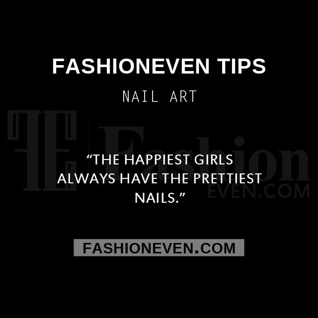 Fashioneven nail art tips and quotes for girls simple and easy nail art designs at home