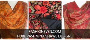 New style ladies pashmina shawls for winter season