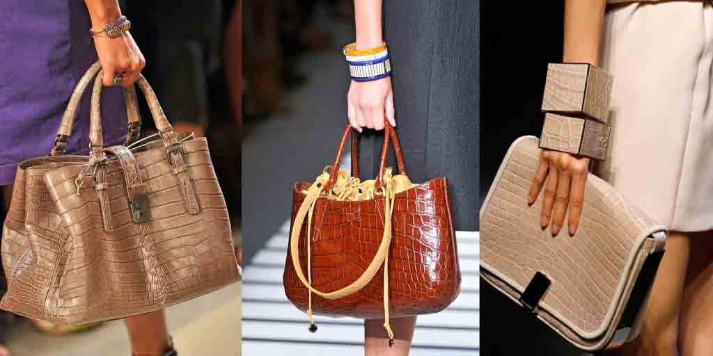 Latest brown handbags for women