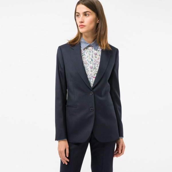 Latest grey business suits for women