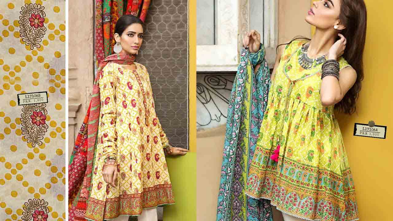 Best Pakistani frock styles for pear body type