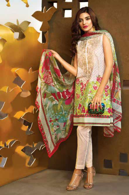 Latest Pakistani kameez shalwar dupatta for pear body