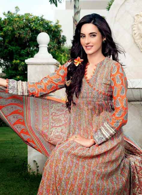 Best Pakistani angrakha style frock designs for pear body