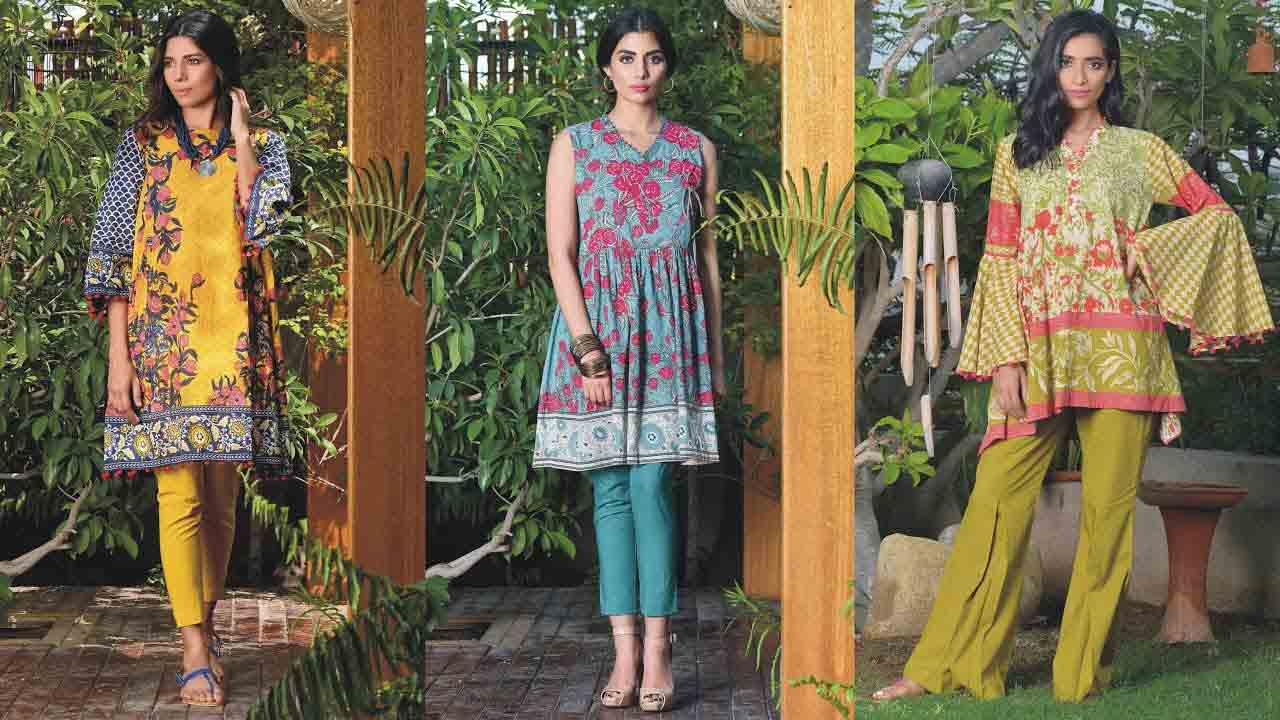 Latest Pakistani dressing style guide for pear body type
