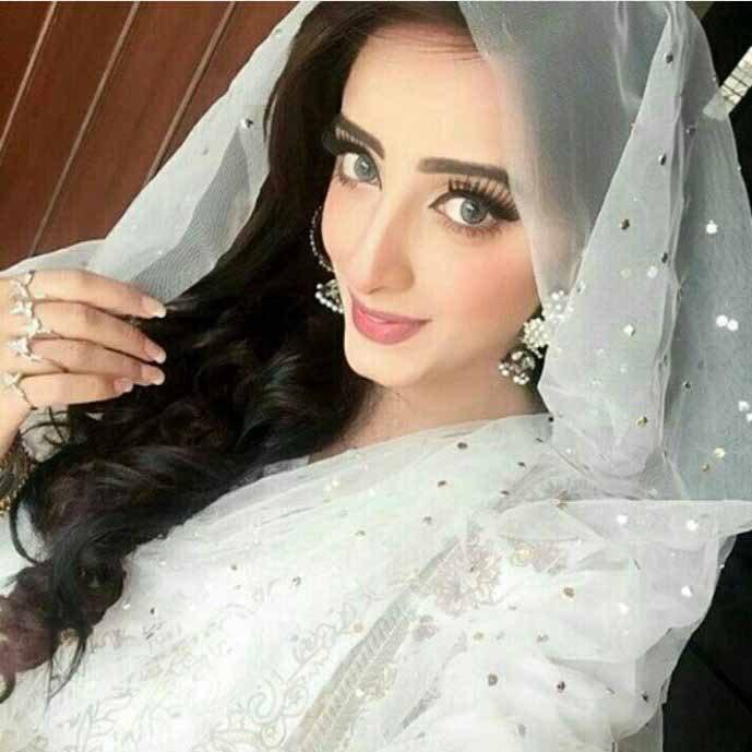 Eid fashion tips for dupatta setting style on head