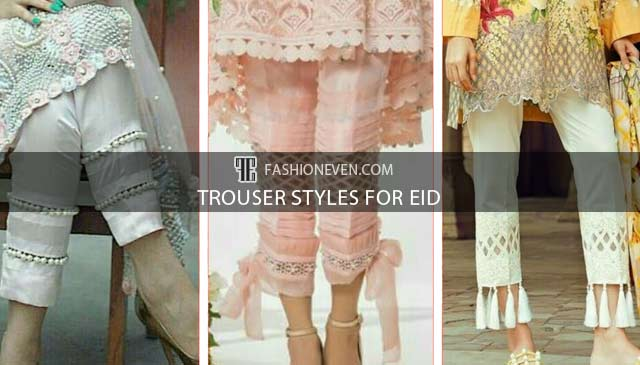 Straight pants Eid fashion tips for girls