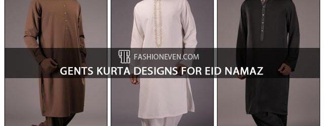 Latest black brown and white gents kurta designs for Eid namaz