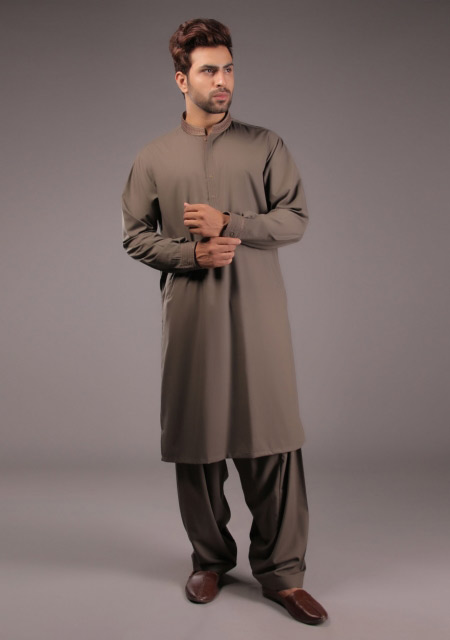 New Pakistani kurta design for Eid