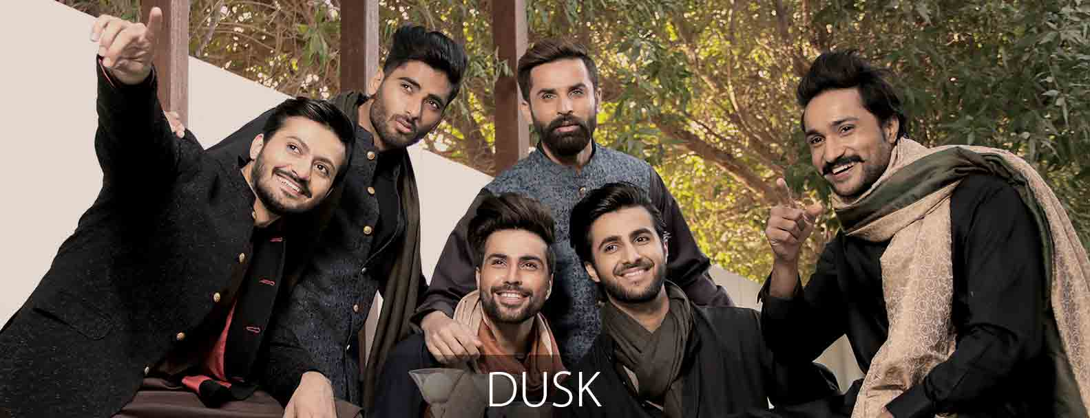 Latest Pakistani gents kurta designs for Eid