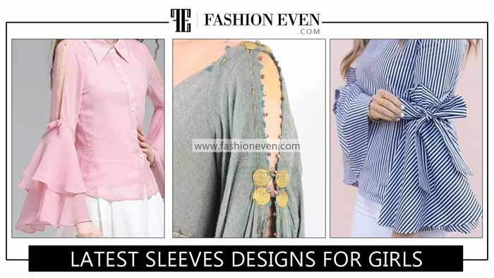 Latest Sleeves Designs In Pakistan For 2021-2022