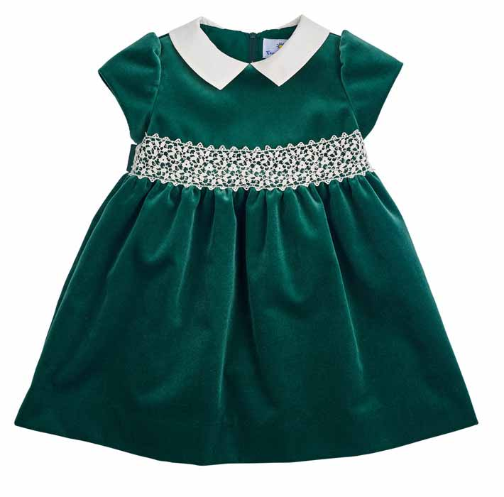 14 August baby girls frock design in Pakistan
