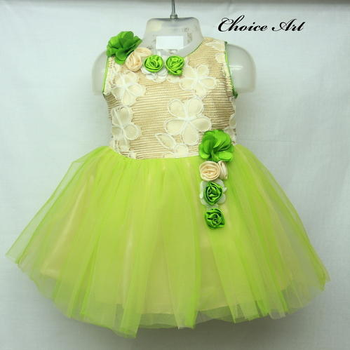 Baby girl frock for 14 August in Pakistan