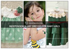 14 August Baby Girl Dresses In Pakistan For 2018