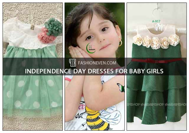 14 August Baby Girl Dresses In Pakistan For 2019