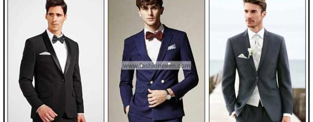 New wedding suits for men walima event