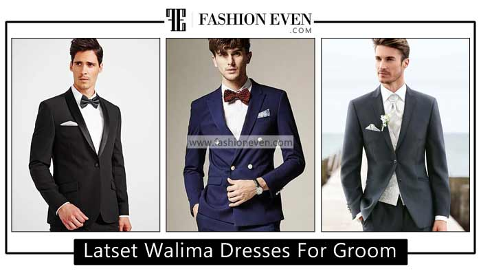 Latest Walima Dresses for Grooms in Pakistan for 2020