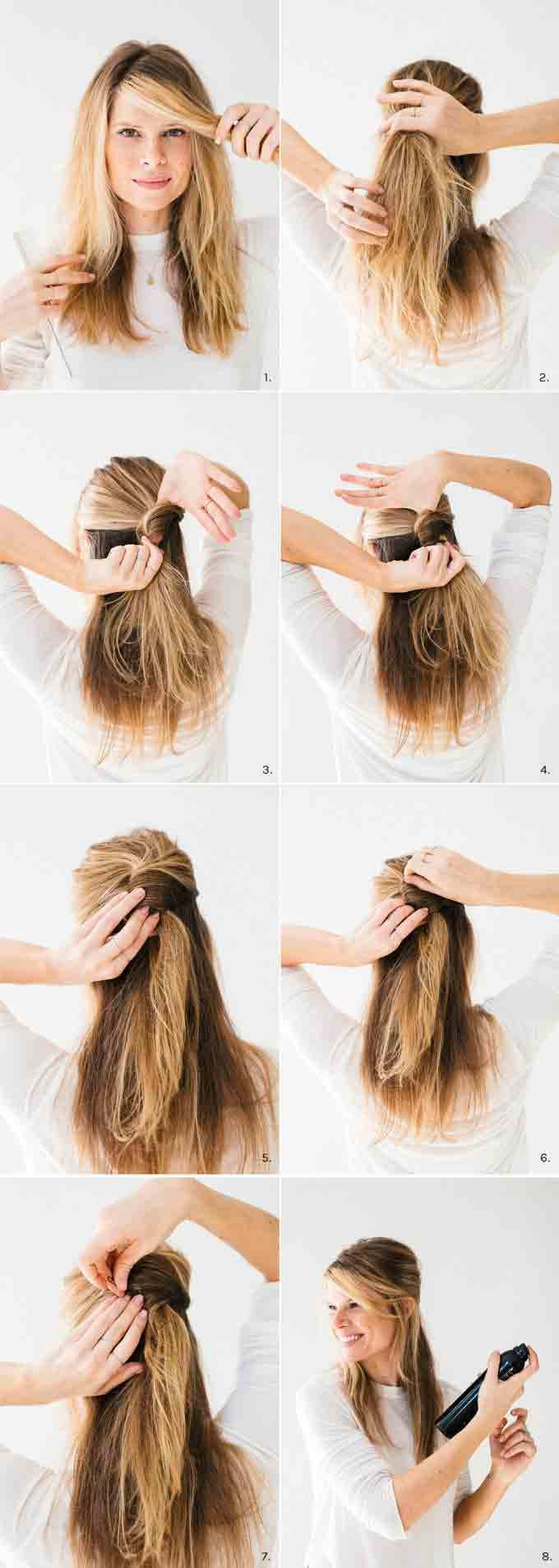 Latest hair twist hairstyle step by step tutorial