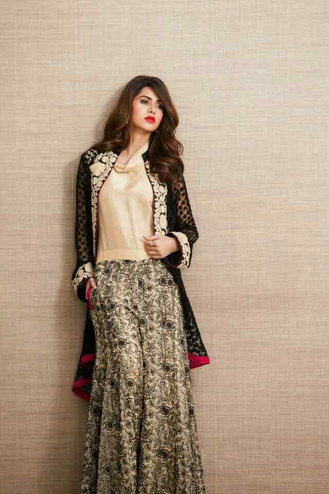 Pakistani Stitching style of jumpsuit