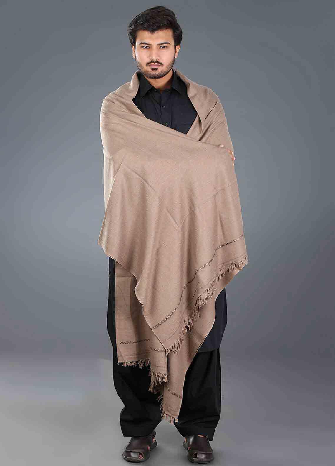 Plain shawls for boys