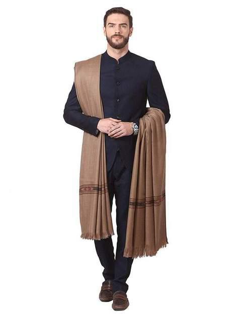 Decent winter shawls for men