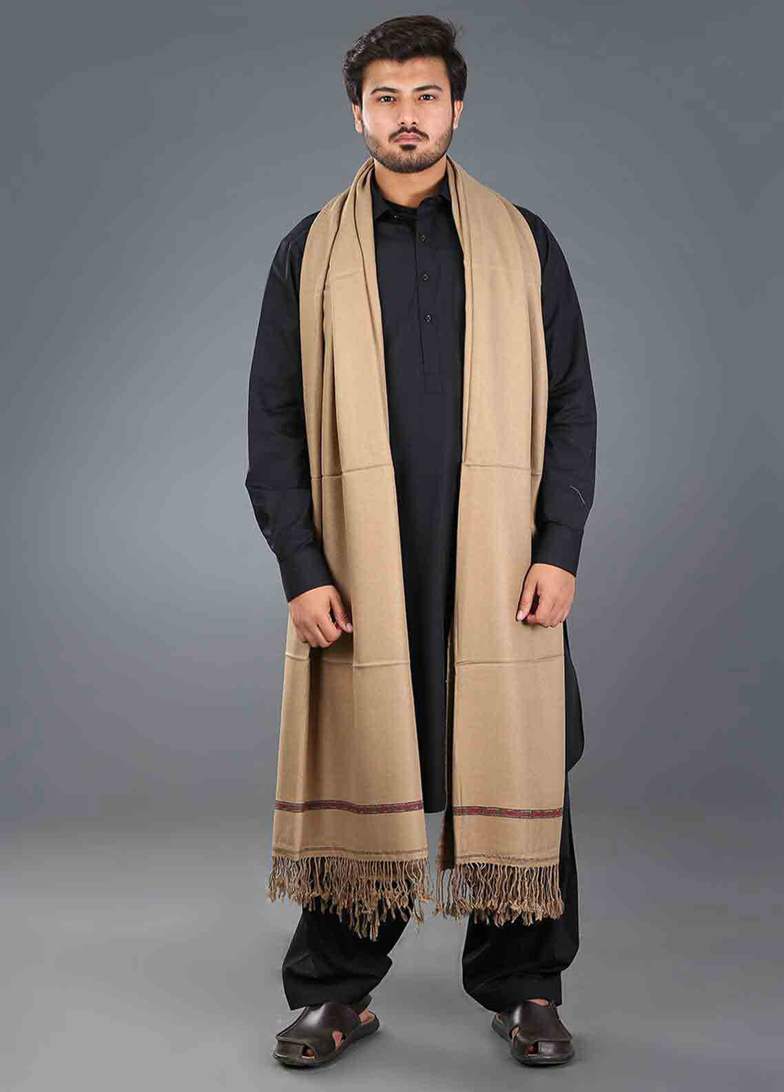 Pashmina shawls for men