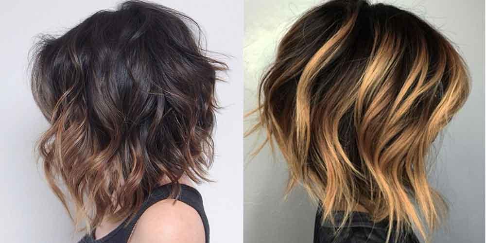 New hair dye trends for short hair