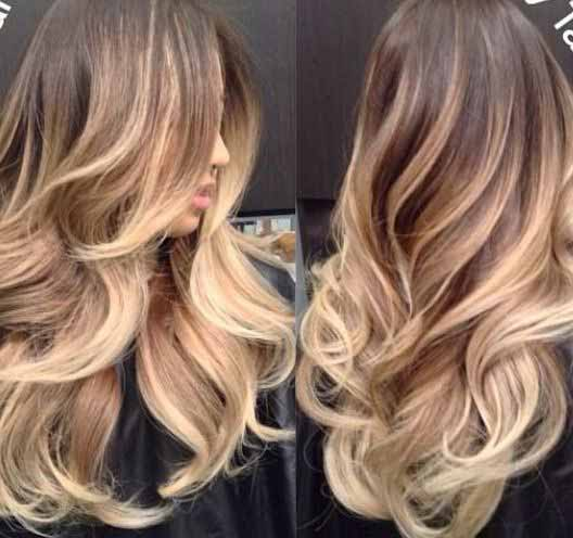Beige hair color trend in Pakistan for girls