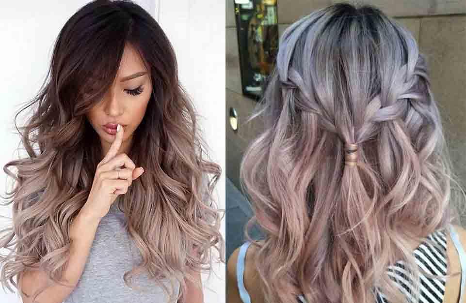 Ombre hair dye trend for women in Pakistan