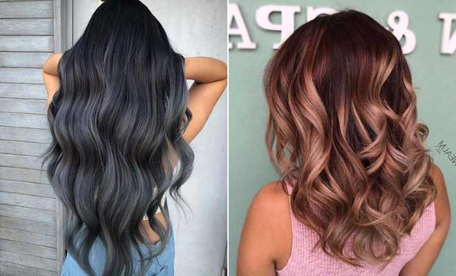 Full hair color shades for girls