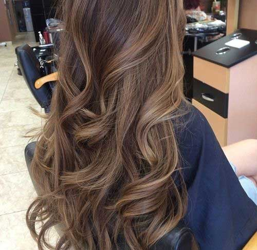 Latest low lights hair color for women