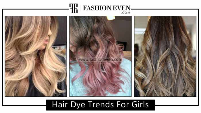 Latest hair color trend in Pakistan for girls