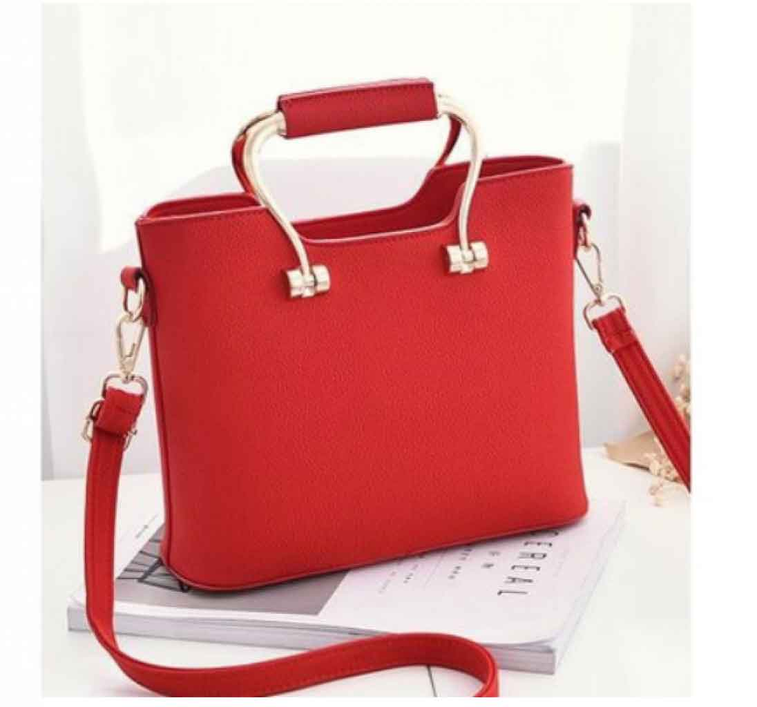 Latest Red handbag in Pakistan