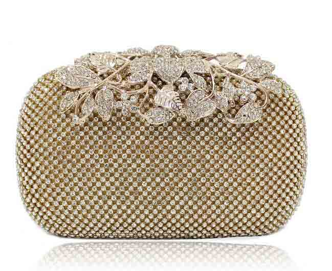 Fancy shoulder clutch for girls
