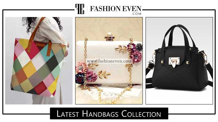 Latest handbag designs for Pakistani girls