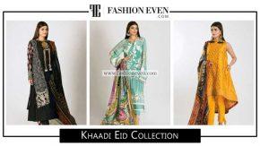 Latest Khaadi Eid Dress Designs For Girls In 2019