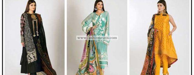Latest khaadi eid collection for Pakistani girls