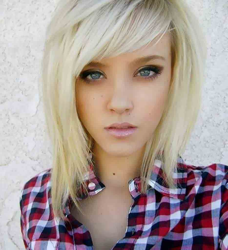 Best emo haircut and hairstyles for girls
