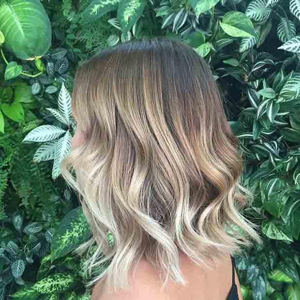 Long bob haircut ideas for girls