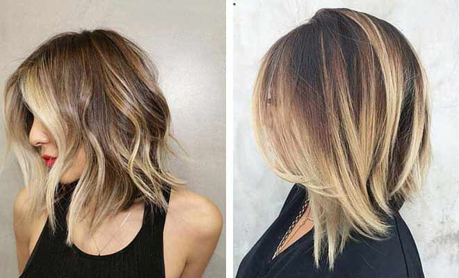 Best lob haircut and hairstyles for girls
